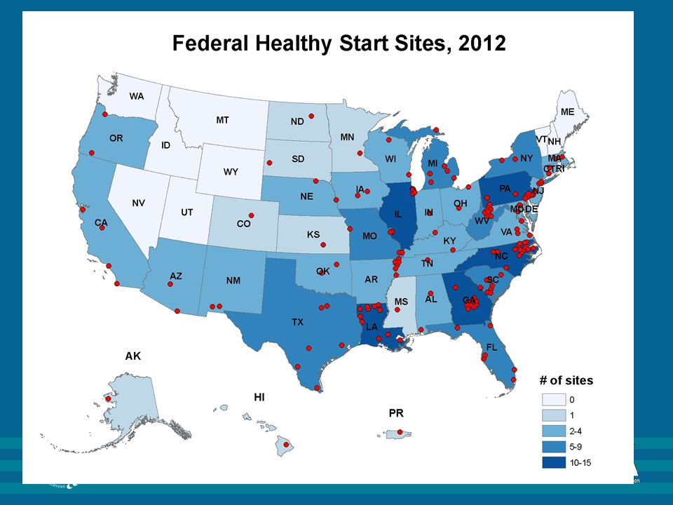 This reflects 105 grants operating 163 local sites in 39 states plus DC and PR.