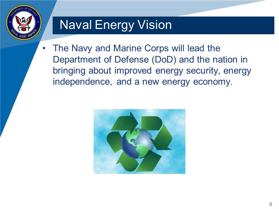 Naval Energy Vision