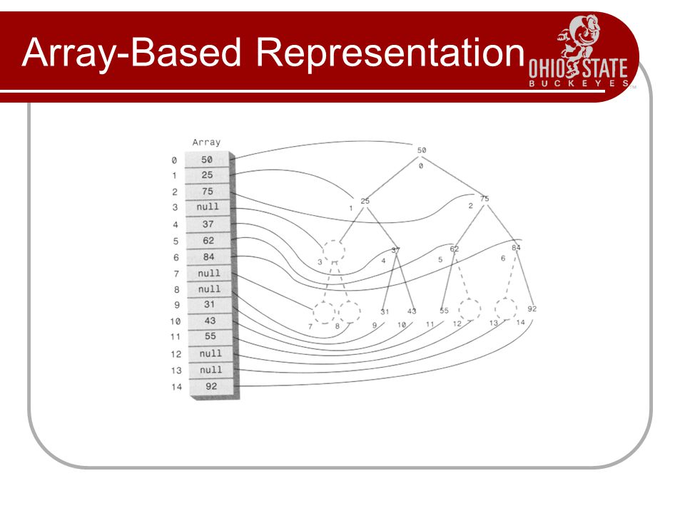 Array-Based Representation
