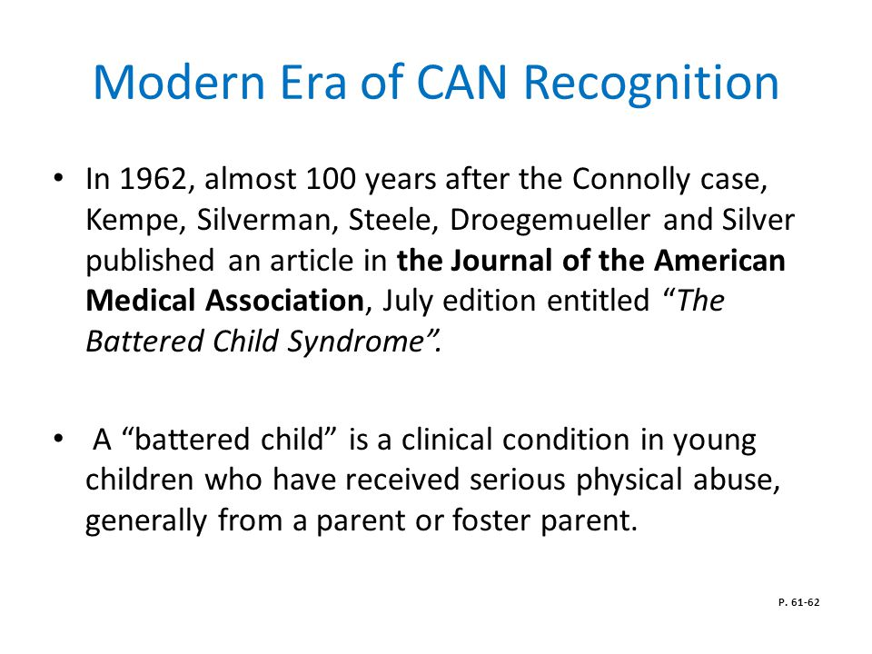 Modern Era of CAN Recognition