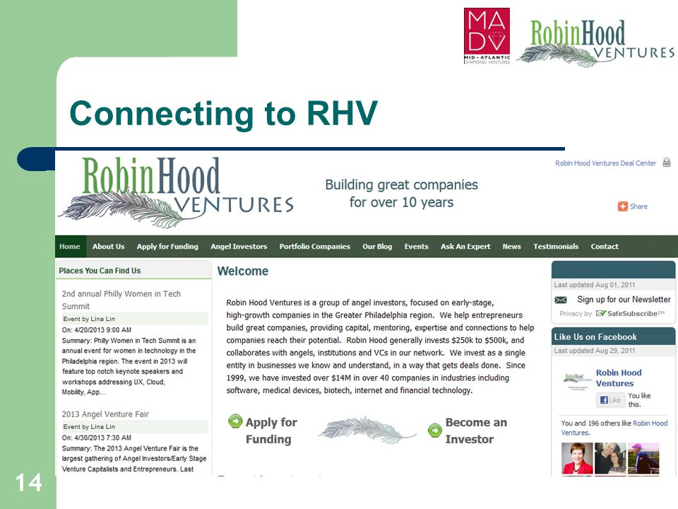 Connecting to RHV
