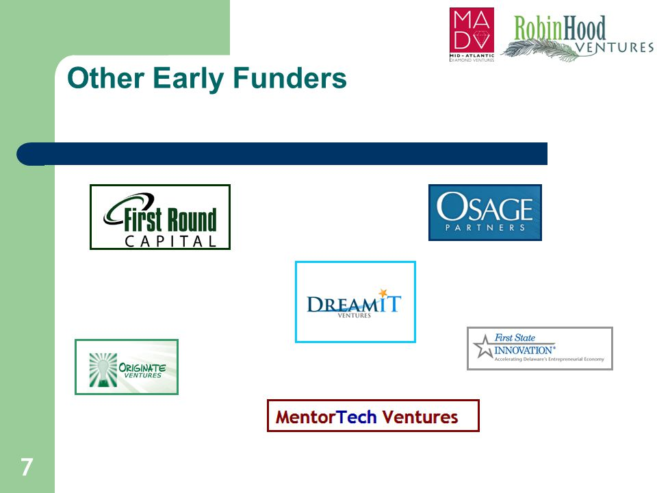 Other Early Funders