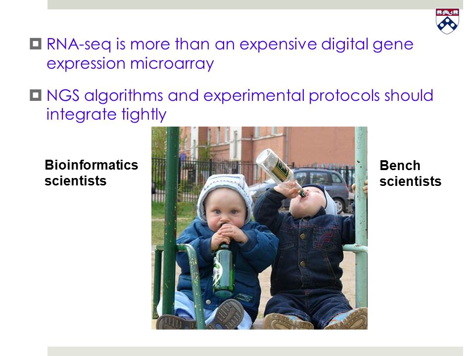RNA-seq is more than an expensive digital gene expression microarray