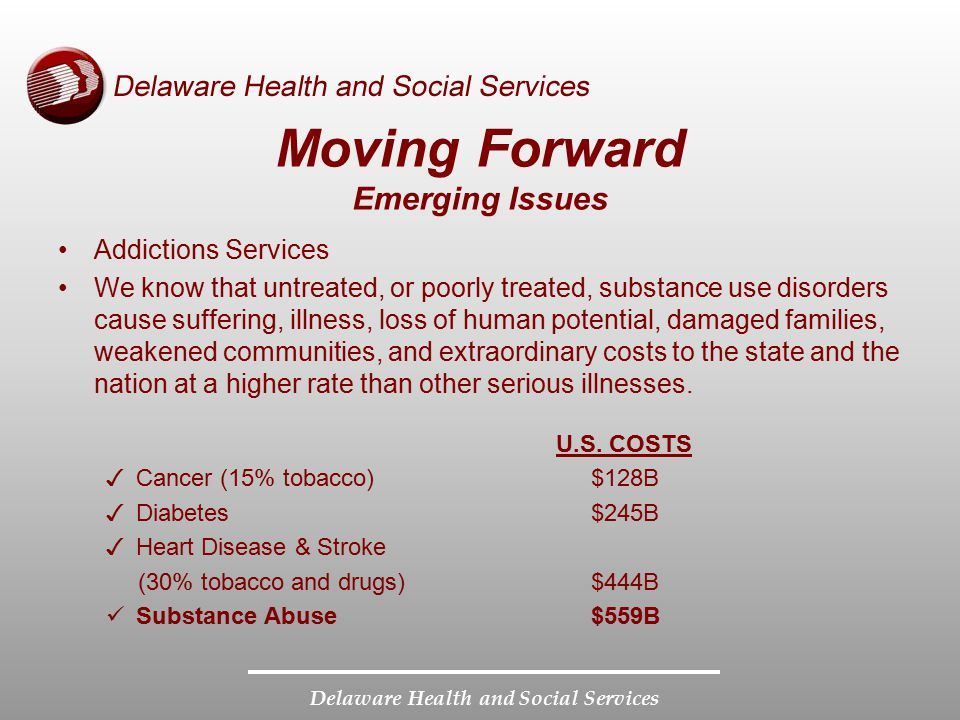 Moving Forward Emerging Issues
