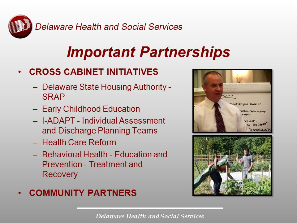 Important Partnerships