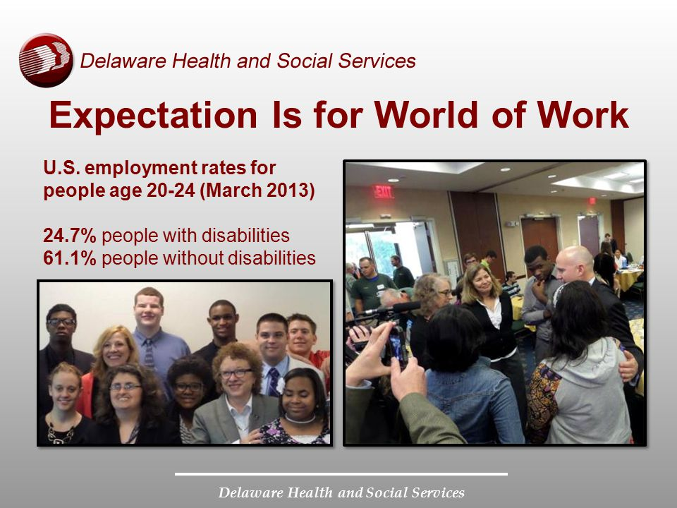 Expectation Is for World of Work