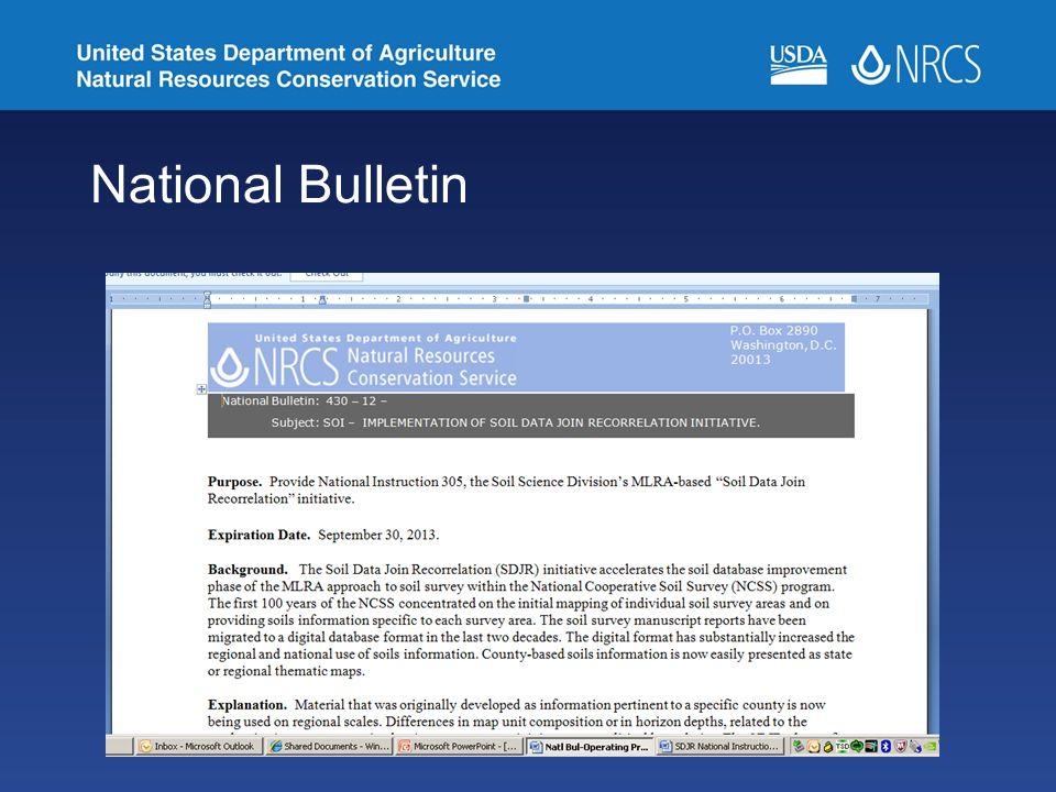 National Bulletin