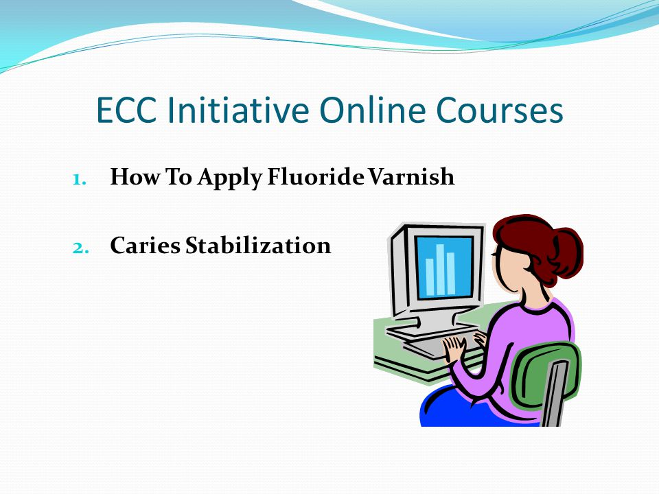 ECC Initiative Online Courses