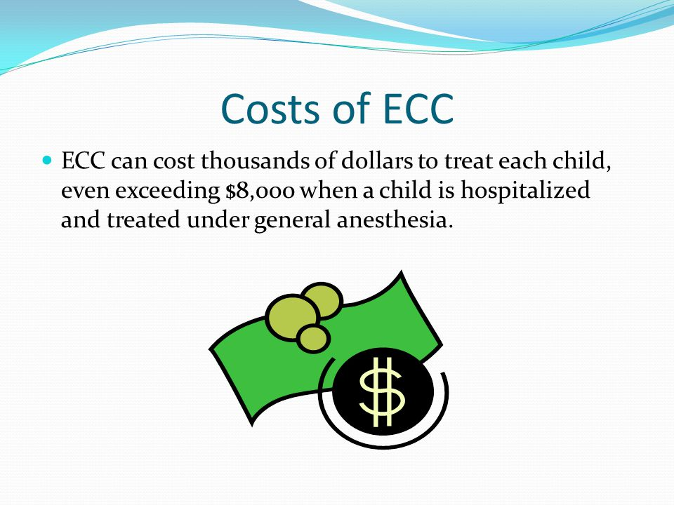 Costs of ECC