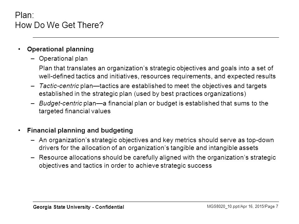 how do initiatives affect an organization s financial planning Strategic planning is the process of a small-business owner setting goals for the upcoming year and beyond, and determining how to allocate the financial and human resources of his company to achieve the goals  what financial problems may affect strategic planning by brian hill related articles  a company's current financial.