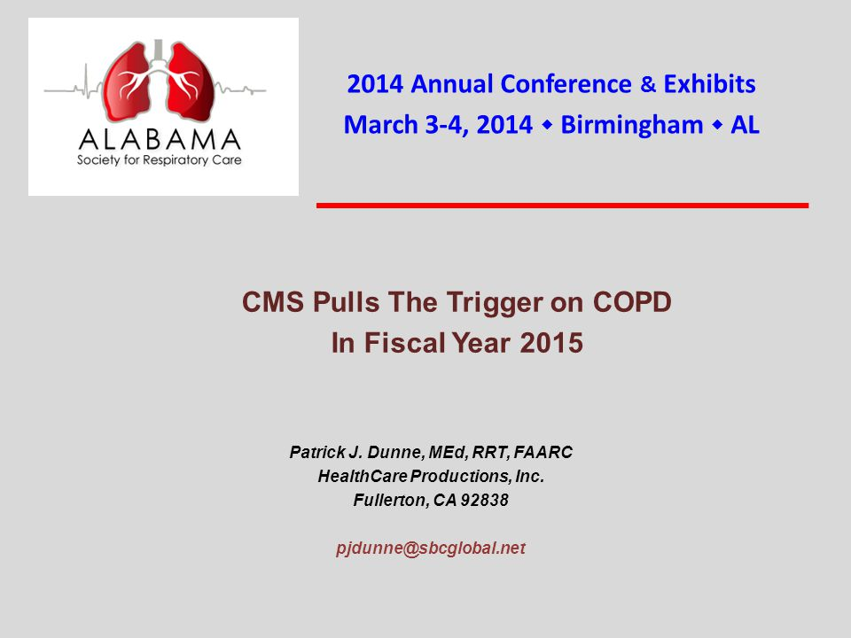 COPD: Managing The Disease, Not The Symptoms
