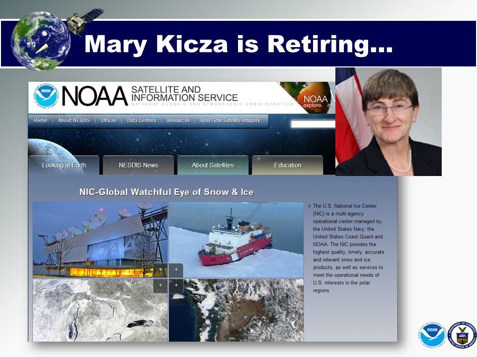 Mary Kicza is Retiring…