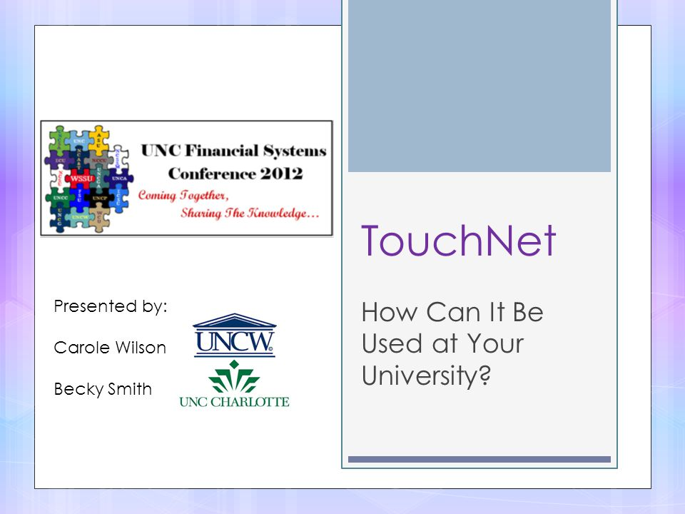 How Can It Be Used at Your University? - ppt video online