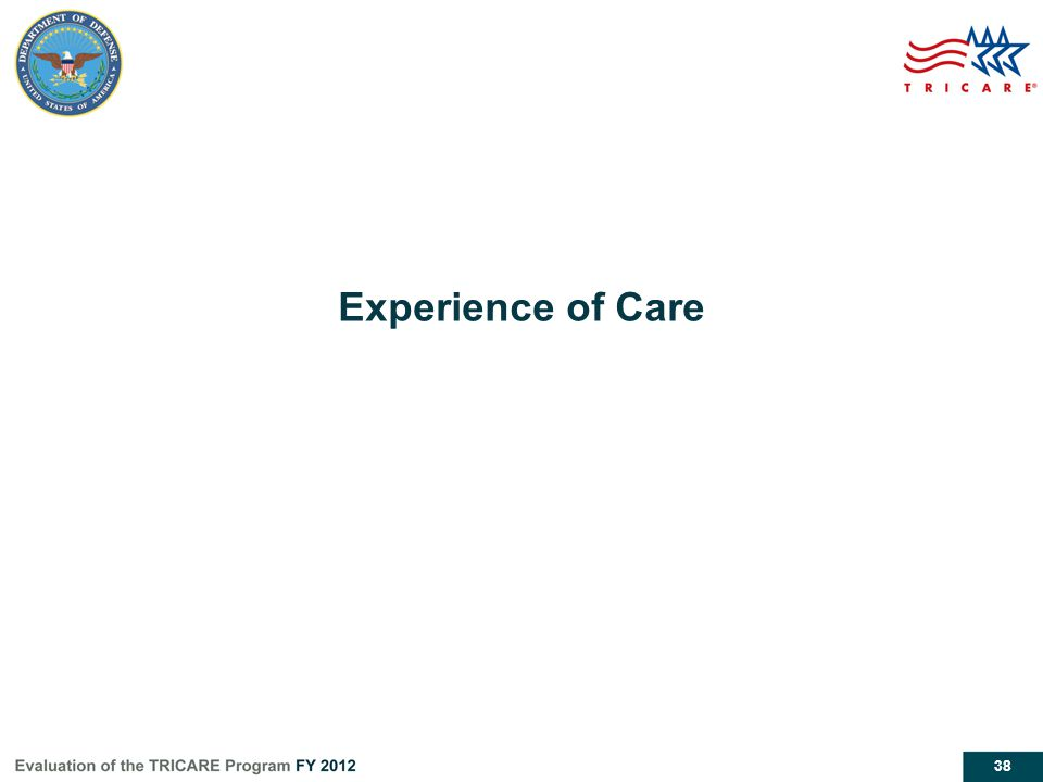 Experience of Care Report page 25