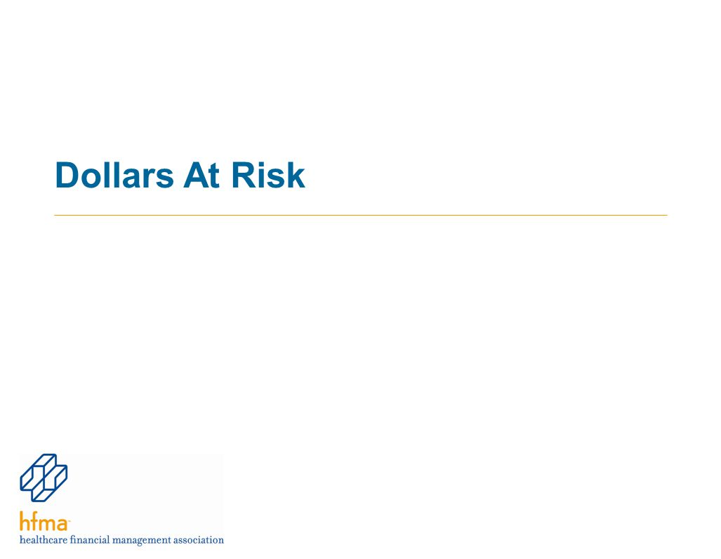 Dollars At Risk