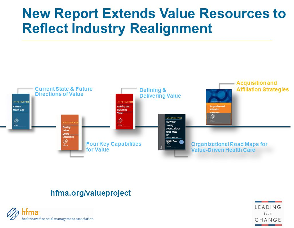 New Report Extends Value Resources to Reflect Industry Realignment