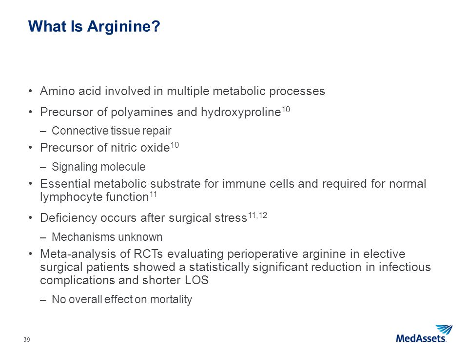 What Is Arginine Amino acid involved in multiple metabolic processes
