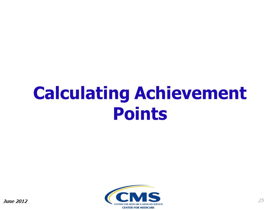 Calculating Achievement Points