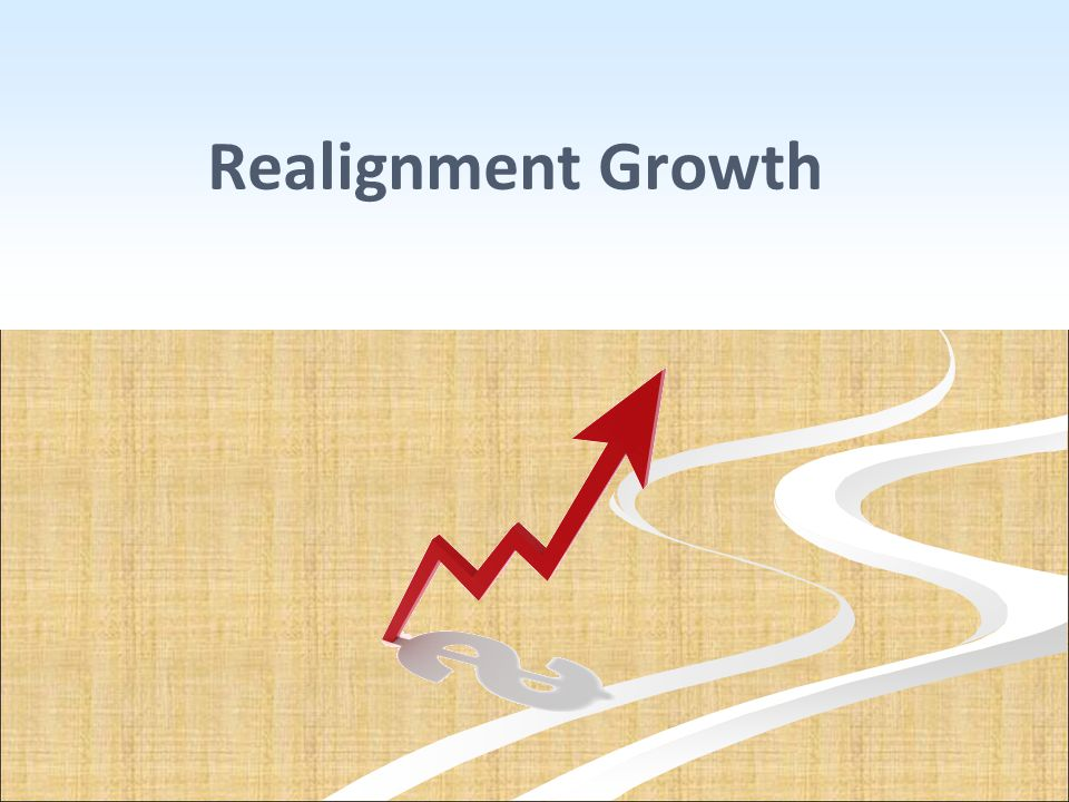 Realignment Growth