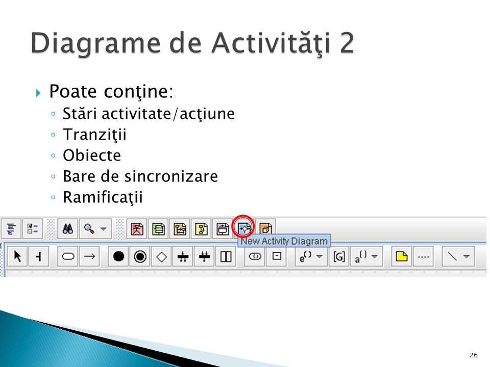 Diagrame de Activităţi 2