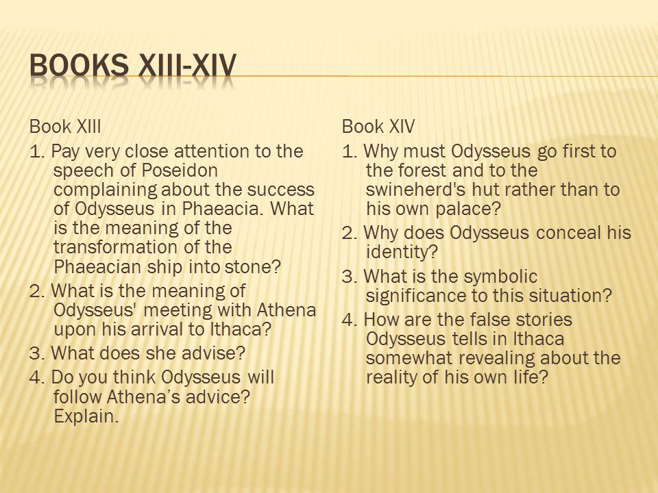 Books XIII-XIV