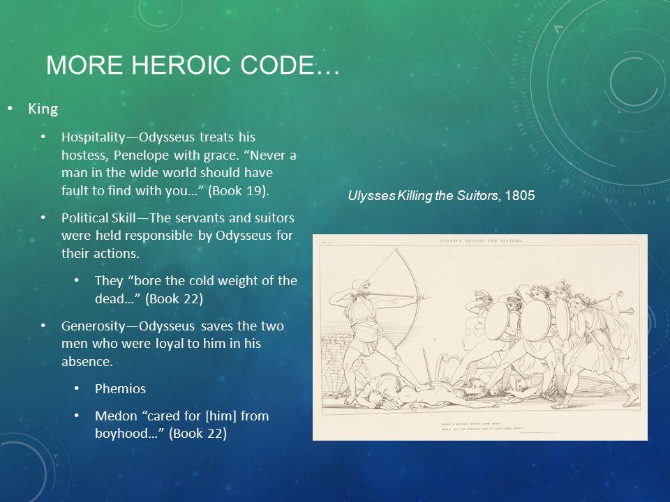 More heroic code… King.