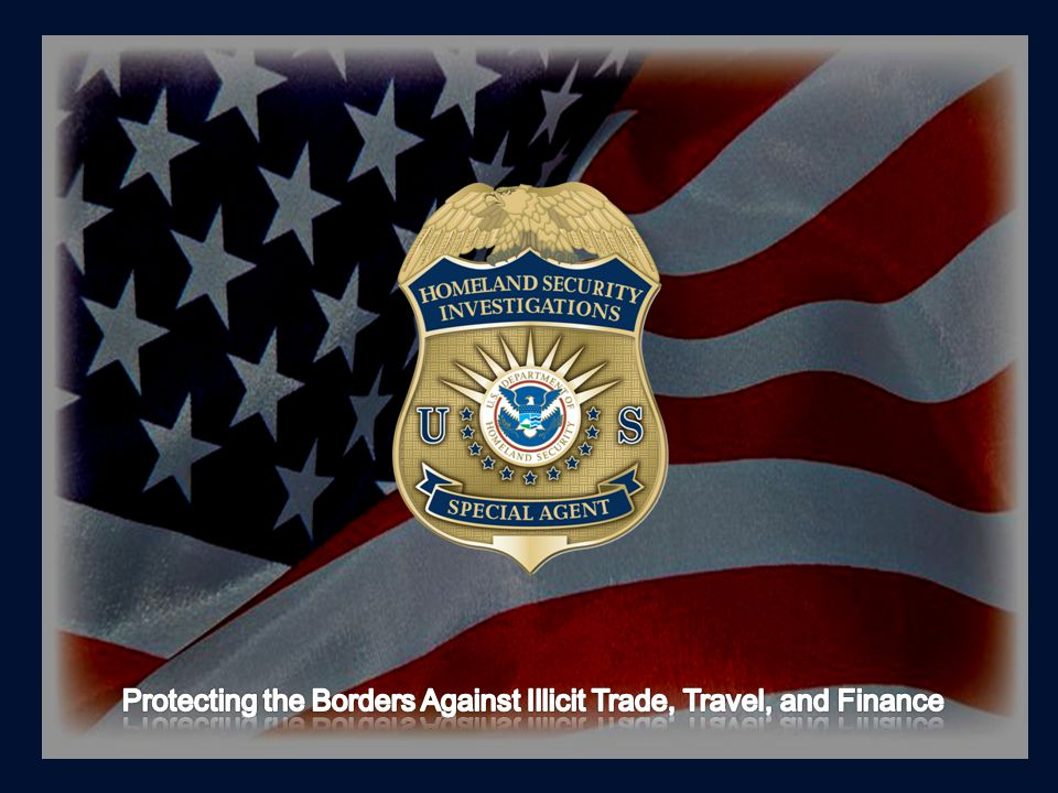 Protecting the Borders Against Illicit Trade, Travel, and Finance