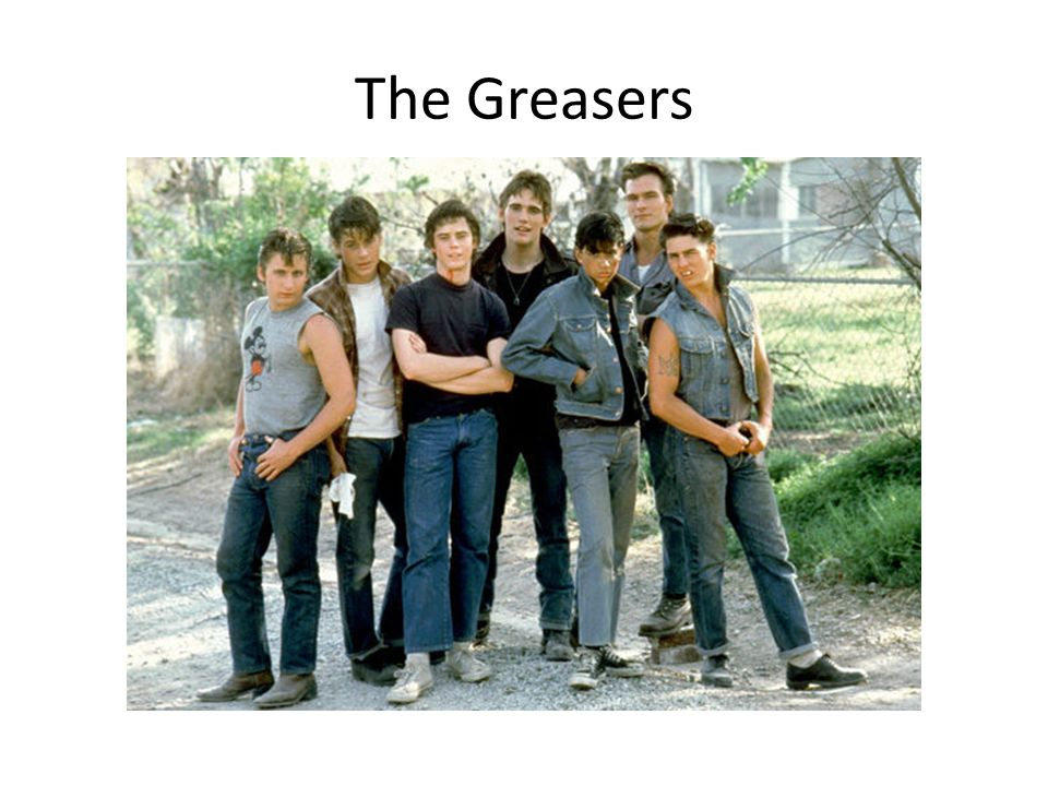 the outsiders adapted book ppt video online download