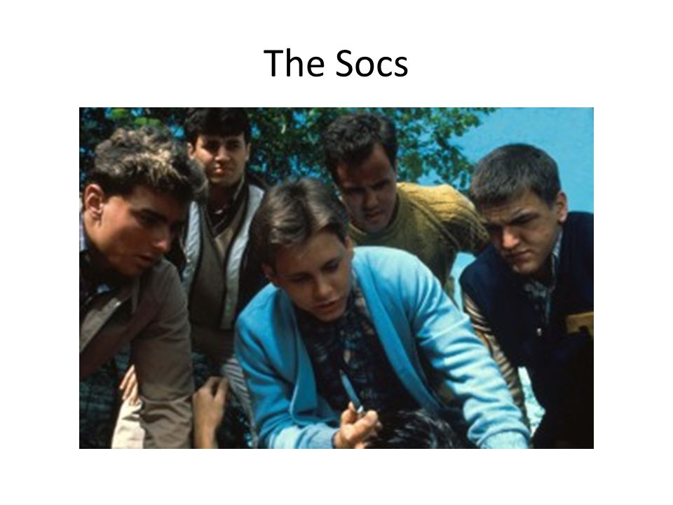 The Outsiders Adapted Book - ppt video online download