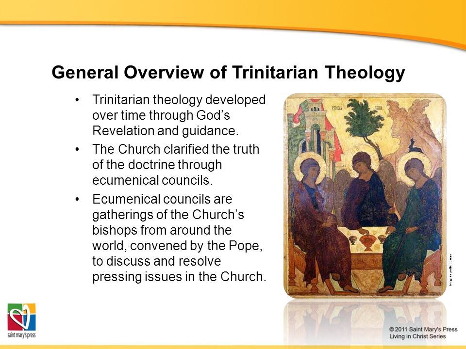General Overview of Trinitarian Theology