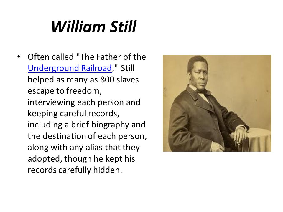 William Still