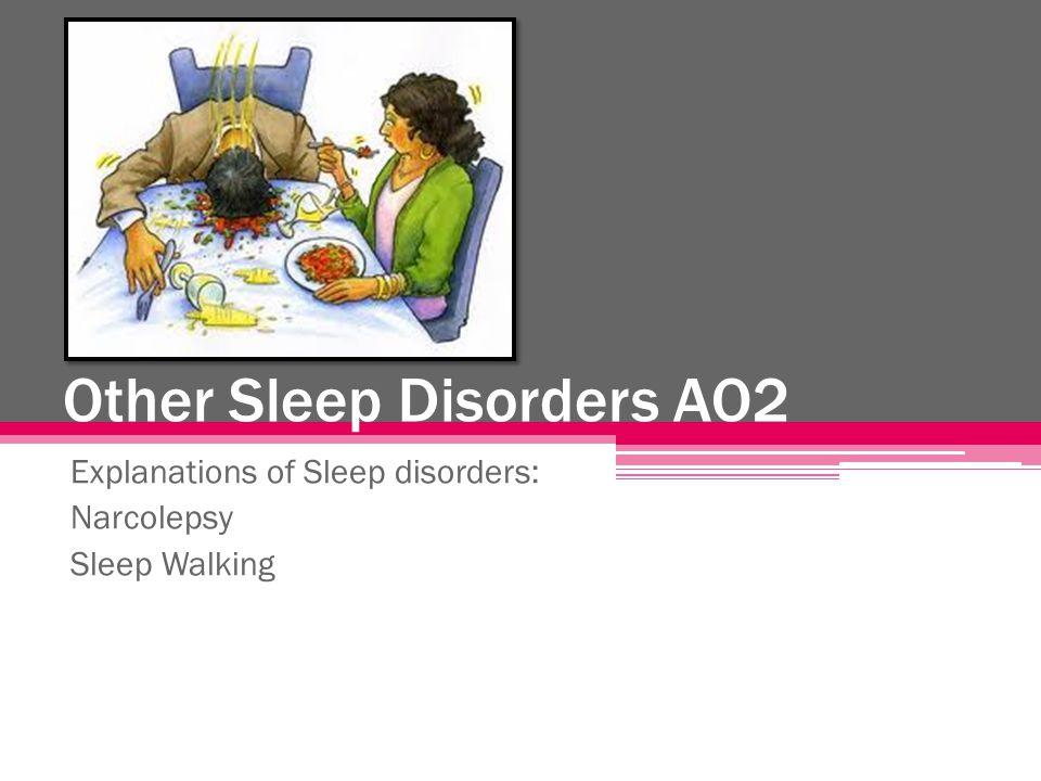 Other Sleep Disorders AO2