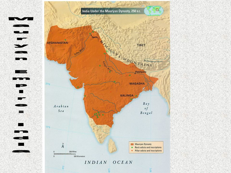 Mauryan Empire: India
