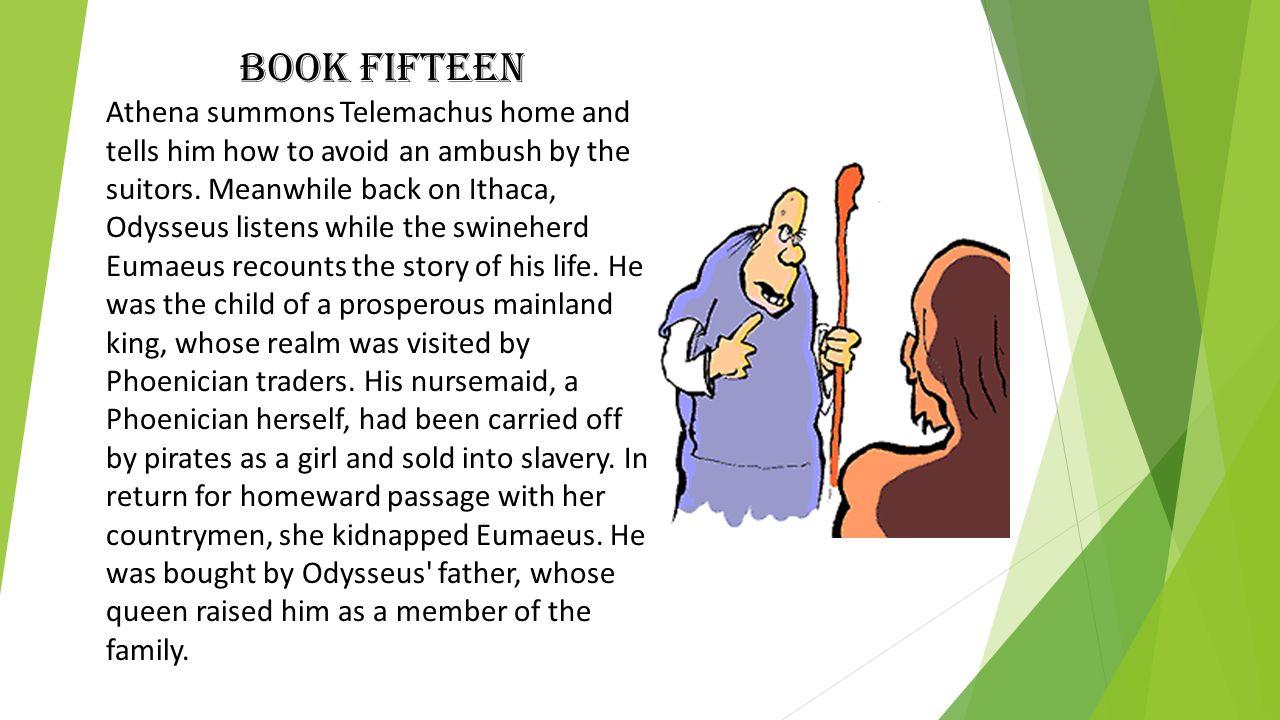 Book Fifteen