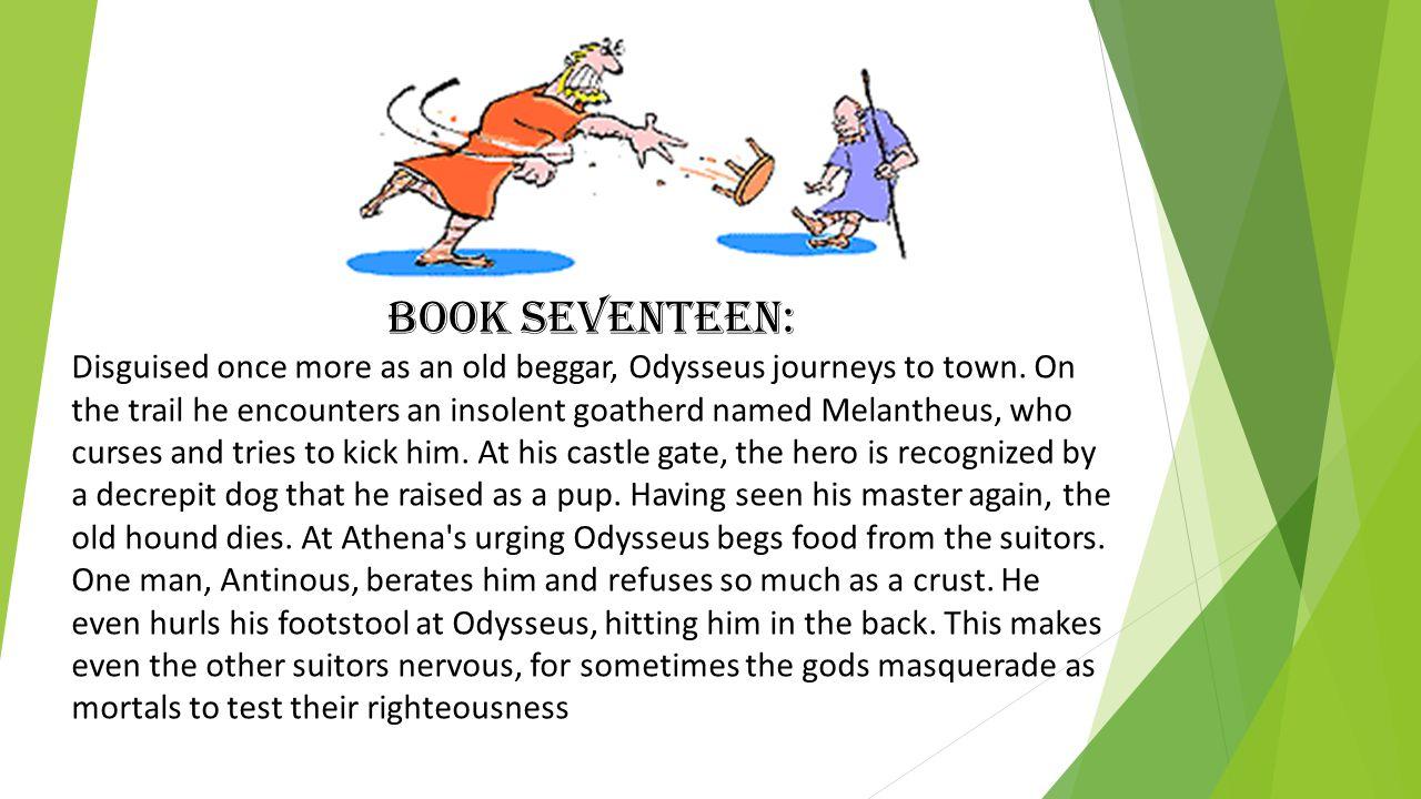 Book Seventeen: