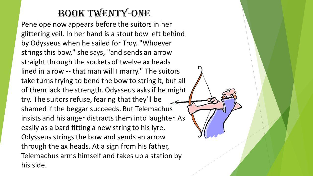 Book Twenty-One
