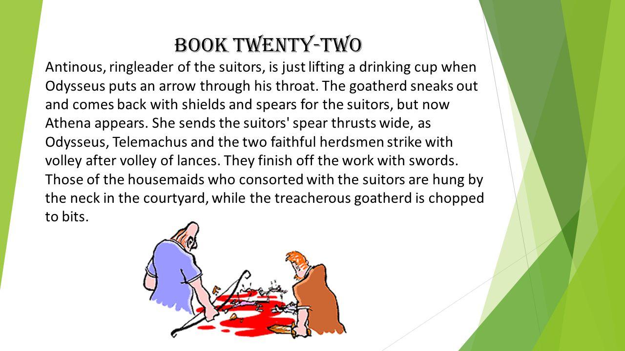 Book Twenty-Two