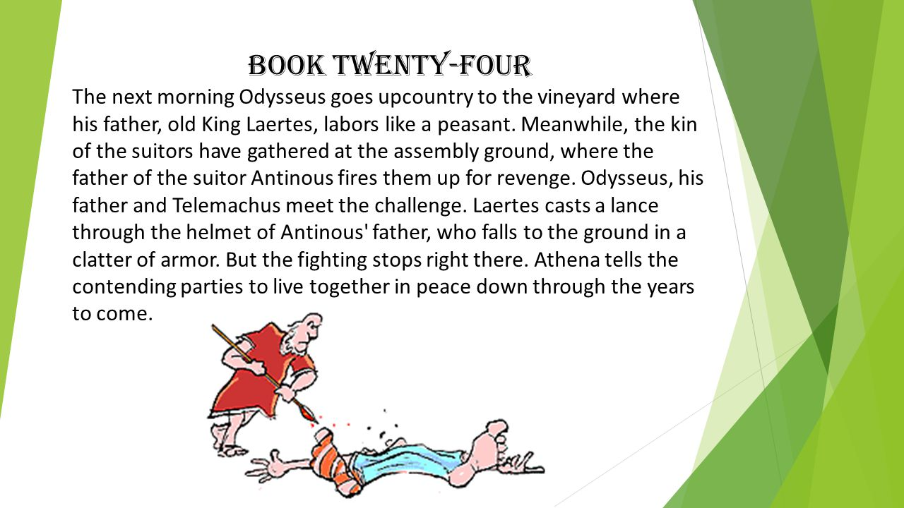 Book Twenty-Four