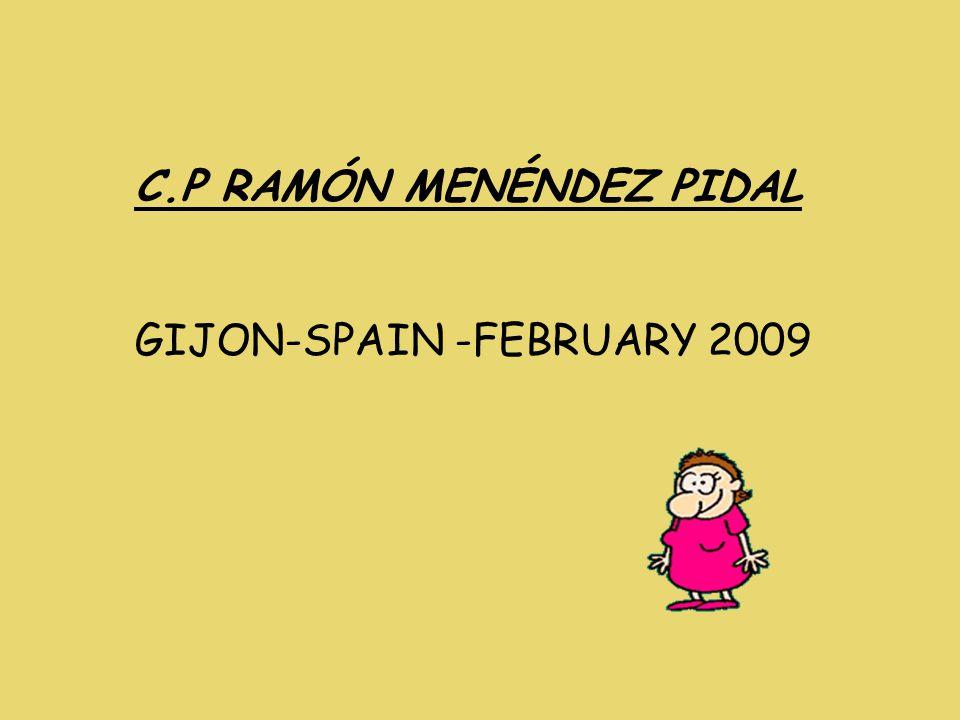 C.P RAMÓN MENÉNDEZ PIDAL