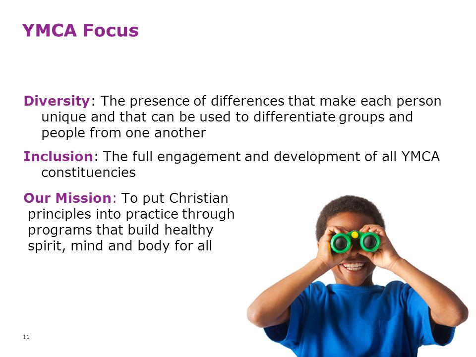YMCA Focus
