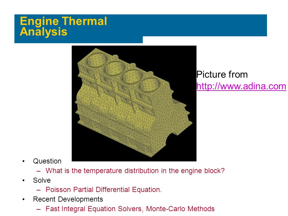 Engine Thermal Analysis