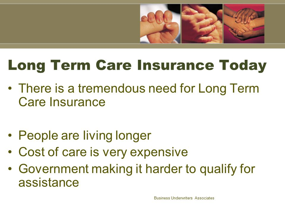 Long Term Care Insurance Today