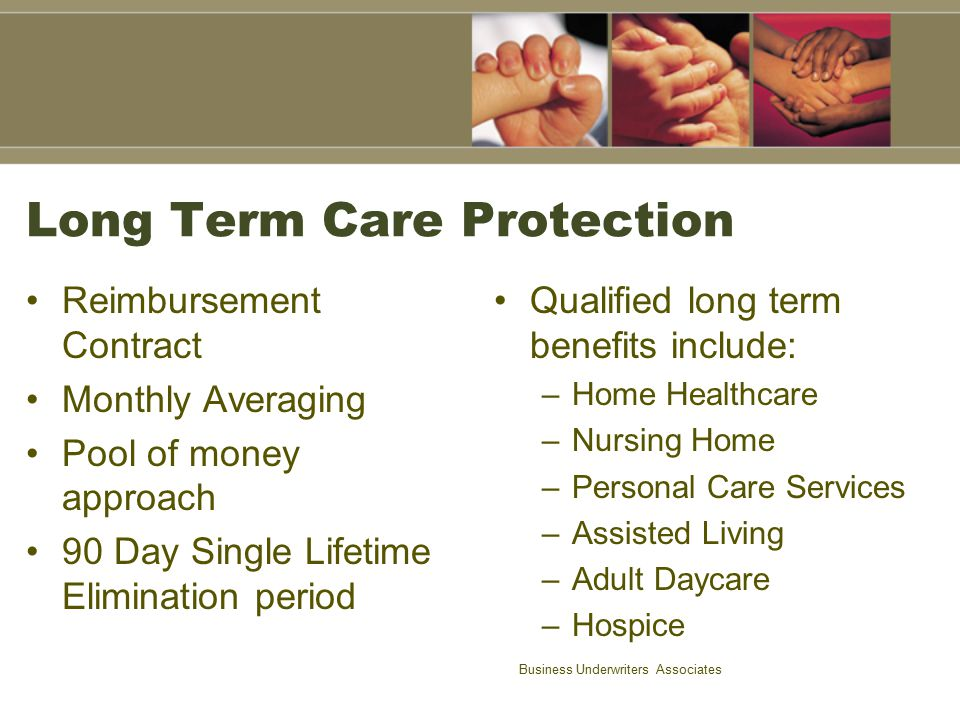 Long Term Care Protection