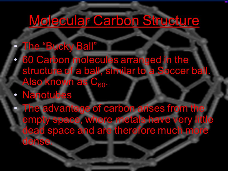 Molecular Carbon Structure