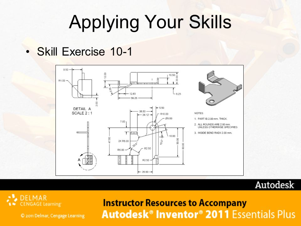 Applying Your Skills Skill Exercise 10-1