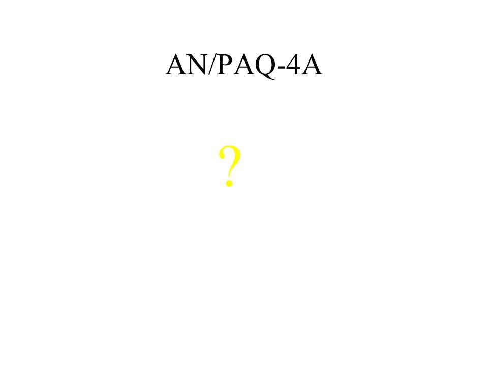 AN/PAQ-4A