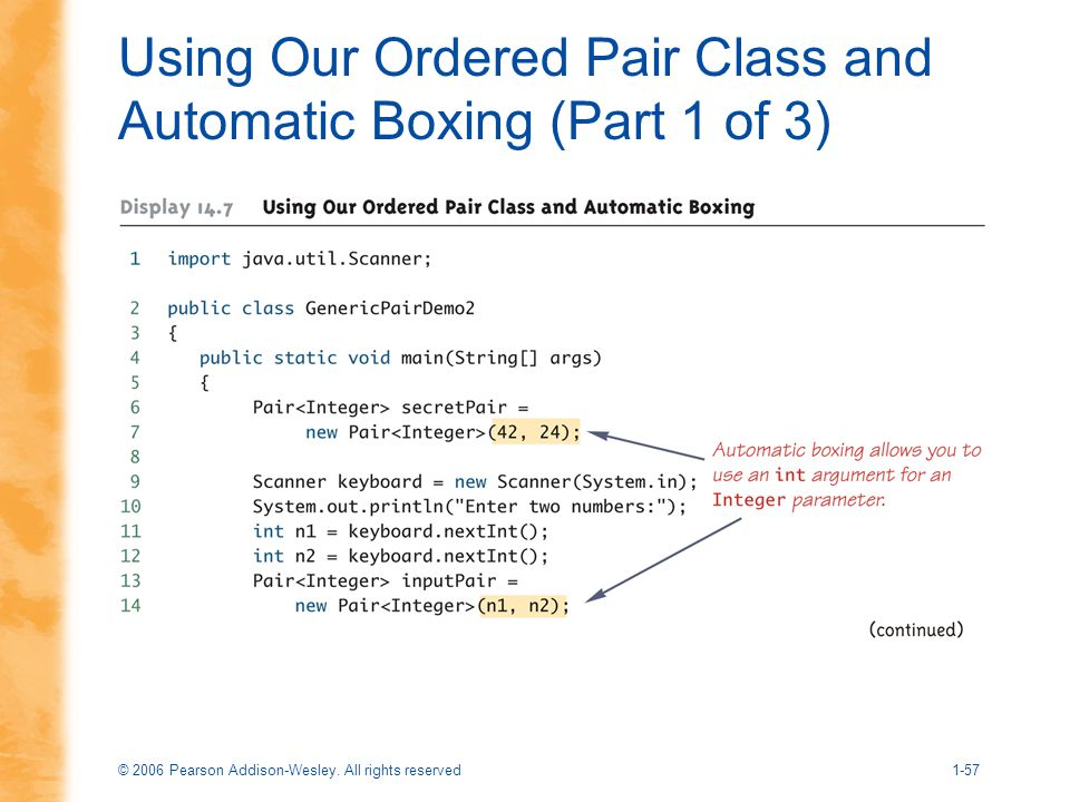 Using Our Ordered Pair Class and Automatic Boxing (Part 1 of 3)