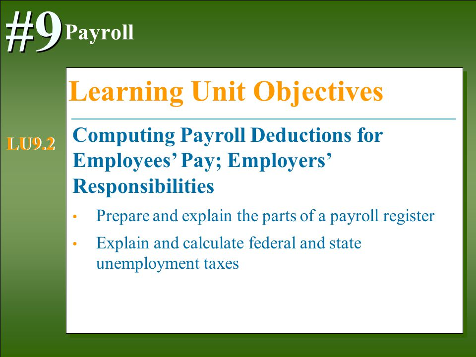 Payroll Deduction Calculator   MayotteOccasionsCo