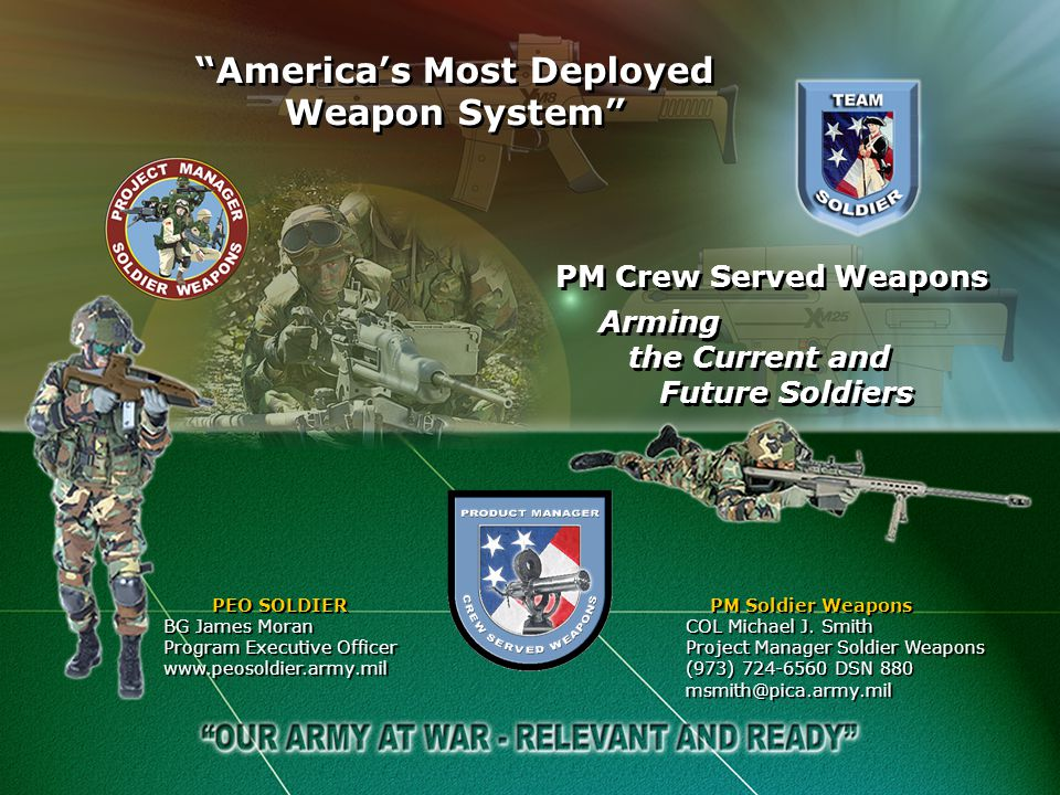 America's Most Deployed
