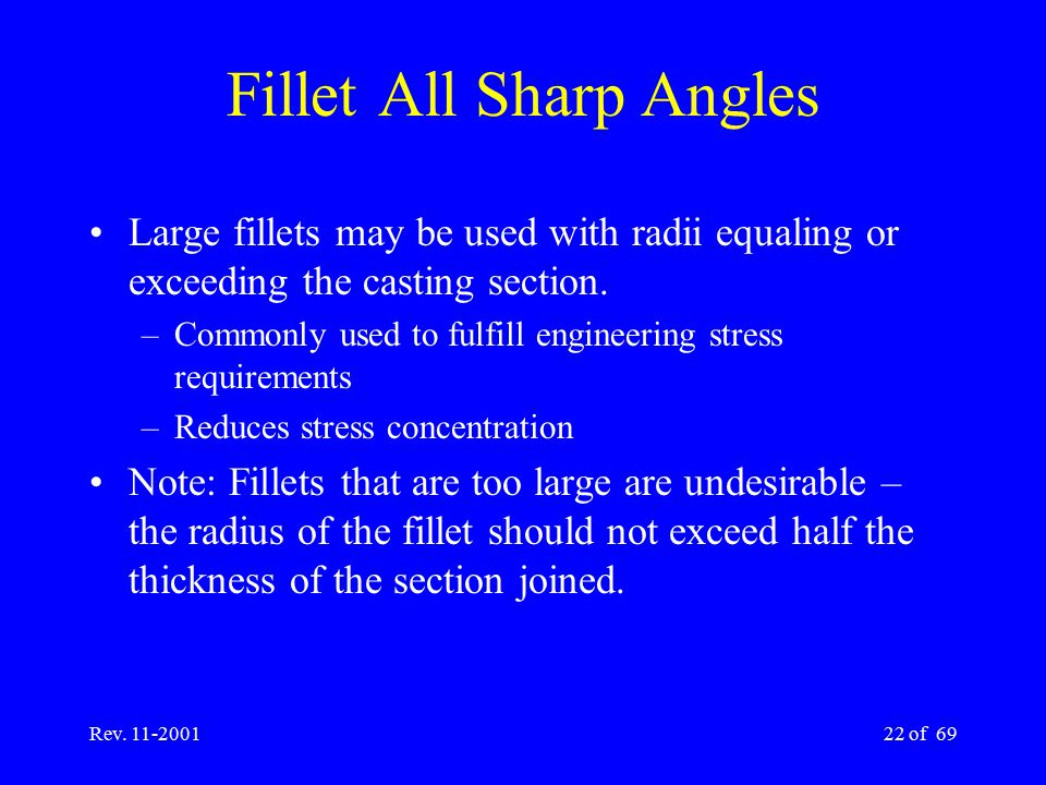 Fillet All Sharp Angles